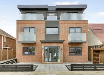 Thumbnail 1 bed flat for sale in Llanover Road, Wembley