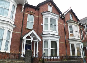 Thumbnail 5 bed town house for sale in Goring Road, Llanelli