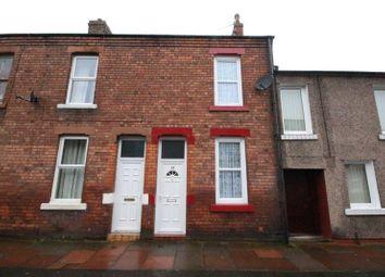 2 bed terraced house for sale in 12 Peel Street, Carlisle, Cumbria CA2