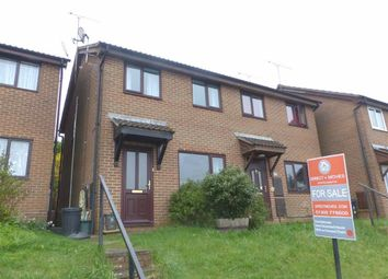 Thumbnail 2 bed semi-detached house for sale in Kestrel View, Weymouth, Dorset
