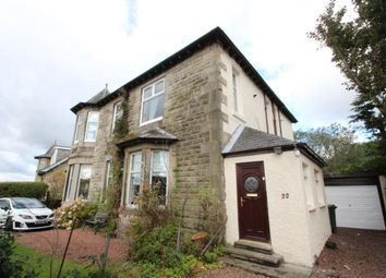 Thumbnail 3 bed flat for sale in Kings Crescent, Elderslie, Johnstone, Renfrewshire