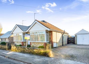 Thumbnail 2 bedroom detached bungalow for sale in Field Road, Ramsey, Huntingdon