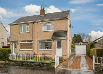 Thumbnail 2 bed semi-detached house for sale in Kirkinner Road, Mount Vernon, Glasgow