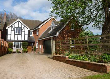 Thumbnail 5 bedroom detached house to rent in Chestnut Avenue, Foremark, Milton, Derbys