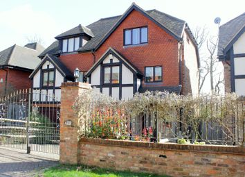 Thumbnail 4 bed semi-detached house for sale in Thorntree Close, Heathfield