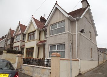 Thumbnail 3 bed terraced house to rent in Dartmouth Street, Milford Haven