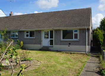 Thumbnail 2 bed semi-detached bungalow to rent in Chapel Road, Dwrbach, Fishguard, Pembrokeshire