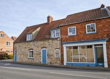 Thumbnail 3 bed detached house for sale in Cliff Road, Wellingore, Lincoln