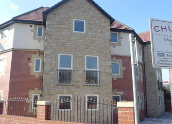 Thumbnail 2 bedroom flat to rent in Church Mews, Deardon St, Bury
