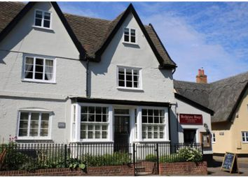 Thumbnail 5 bed semi-detached house for sale in The Street, Redgrave