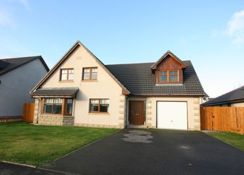 Thumbnail 4 bed detached house for sale in 10 Fairway Road, Buckie