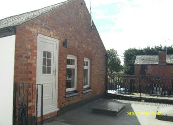 Thumbnail 1 bedroom flat to rent in Cross Street, Blaby, Leicester
