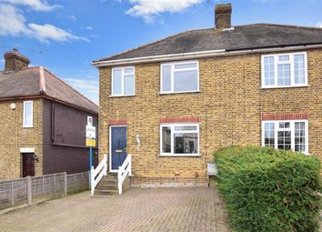 Thumbnail 4 bed semi-detached house for sale in Cedar Road, Strood, Rochester, Kent