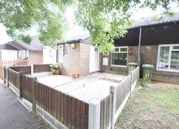Thumbnail 2 bed terraced house to rent in Park Side, Pitsea