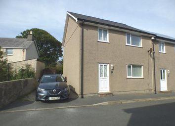 Thumbnail 3 bedroom semi-detached house for sale in Maes Hyfryd, Llanaelhaearn, Caernarfon, Gwynedd