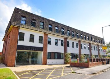 Thumbnail 2 bed flat for sale in Stockport Road, Cheadle