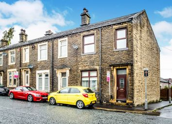 3 bed terraced house for sale in Keighley Road, Halifax HX2