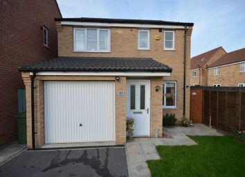 Thumbnail 3 bed detached house for sale in 61 Dunlin Drive, Scunthorpe