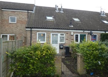Thumbnail 2 bed end terrace house for sale in Strawmead, Hatfield