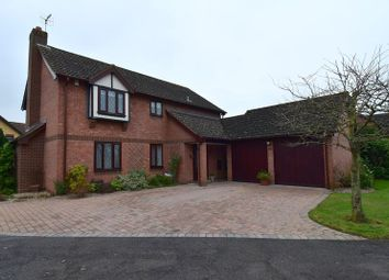 Thumbnail 4 bed detached house for sale in Inett Way, Droitwich