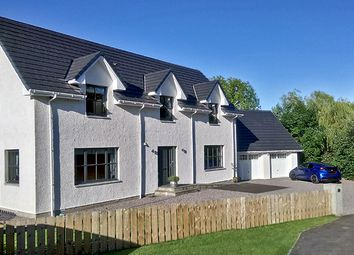 Thumbnail 4 bed detached house for sale in Forres