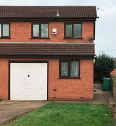 Thumbnail 2 bed semi-detached house to rent in St. Augustines Close, New Basford, Nottingham