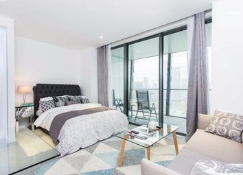 Thumbnail Studio to rent in Swiss Cottage, London