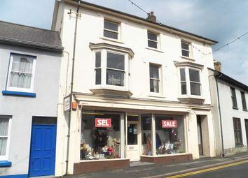 Thumbnail 4 bed town house for sale in Water Street, Newcastle Emlyn