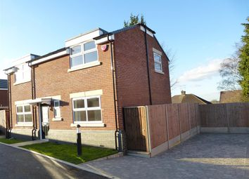 Thumbnail 3 bedroom detached house for sale in Potters Mead, Off Kiln Way, Dunstable