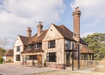 Thumbnail 4 bed detached house for sale in Chilworth Road, Chilworth, Southampton