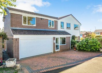 Thumbnail 5 bed detached house for sale in Leadbetter Drive, Bromsgrove