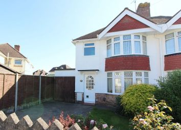 Thumbnail 3 bedroom semi-detached house for sale in Gladstone Road, Southampton