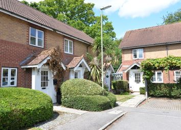 Vicarage Gardens, Hordle, Lymington SO41. 2 bed terraced house for sale