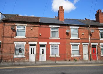 Thumbnail 3 bed terraced house for sale in Leeming Lane South, Mansfield Woodhouse, Mansfield, Nottinghamshire