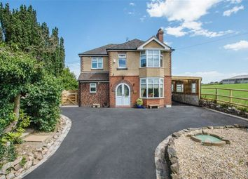 Thumbnail 4 bed detached house for sale in Godley Lane, Dilhorne, Staffordshire