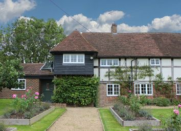Thumbnail 2 bed cottage to rent in Novington Lane, East Chiltington