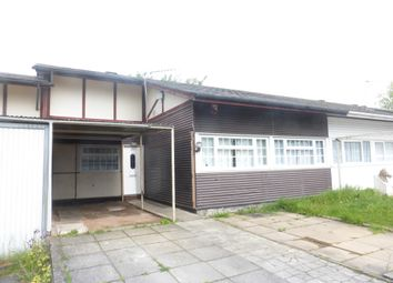 Thumbnail 2 bed terraced bungalow for sale in Tandra, Beanhill, Milton Keynes
