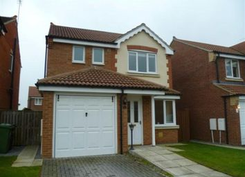 Thumbnail 3 bed detached house to rent in Armstrong Drive, Willington, Crook