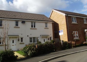 Thumbnail 3 bedroom end terrace house for sale in Dakota Drive, Calne