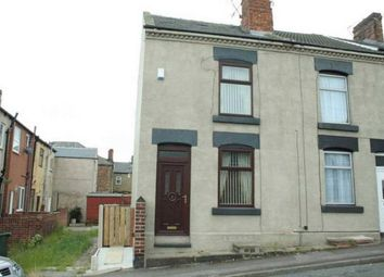 Thumbnail 3 bed end terrace house to rent in School Street, Wombwell, Barnsley