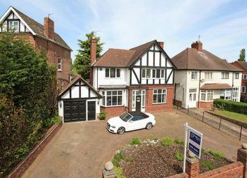 Thumbnail 4 bedroom detached house for sale in Merridale Road, Wolverhampton