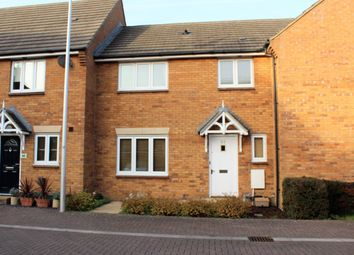 Thumbnail 3 bed terraced house for sale in Willow Close, St. Georges, Weston Super Mare