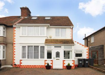 Thumbnail 4 bed semi-detached house for sale in Orchard Avenue, Heston, Hounslow