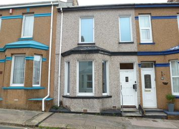 Thumbnail 2 bed terraced house to rent in Townshend Avenue, Keyham, Plymouth