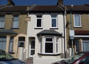 Thumbnail 3 bedroom terraced house to rent in York Avenue, Gillingham, Kent
