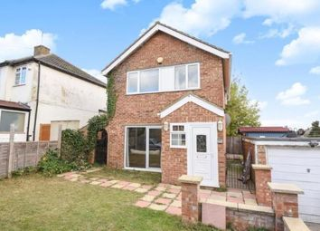 Thumbnail 3 bedroom detached house for sale in Roebuck Road, Chessington, Surrey