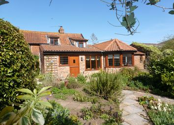 Thumbnail 4 bed cottage for sale in The Street, Bedingfield, Eye