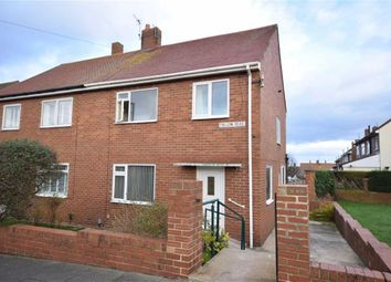 Thumbnail 3 bed semi-detached house to rent in Fallow Road, South Shields