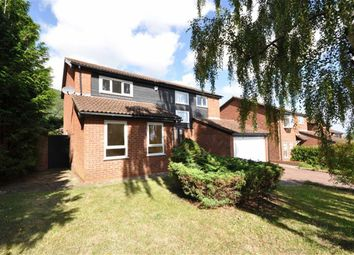 Thumbnail 4 bed detached house to rent in The Moorlands, Malvern