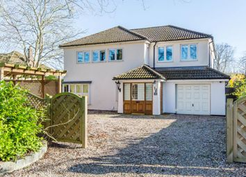Thumbnail 5 bedroom detached house for sale in Coppice Avenue, Great Shelford, Cambridge, Cambridgeshire